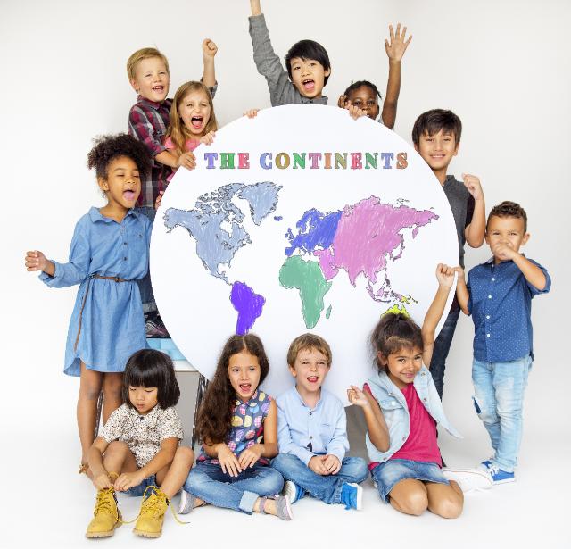 オンライン英会話・世界中の子供たち